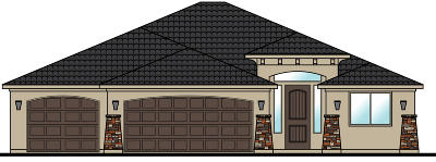 Washington Single Family Home For Sale: 3964 S Sweet Escape Dr