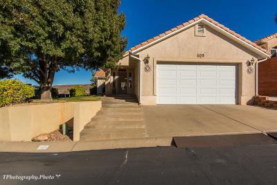 Washington Single Family Home For Sale: 1360 E Telegraph St #105