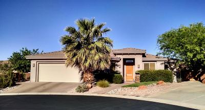 Ivins Single Family Home For Sale: 140 N Tuacahn #15