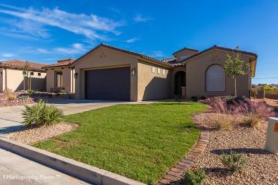 Washington Single Family Home For Sale: 1054 N Gemstone Way