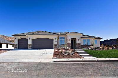 Washington Single Family Home For Sale: 2993 S Majestic Court