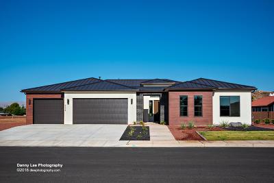 St George Single Family Home For Sale: 3174 Jacob Hamblin Dr