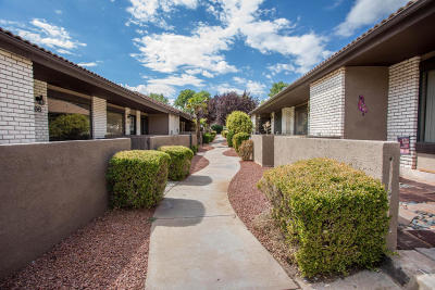St George Single Family Home For Sale: 777 S 400 E #77