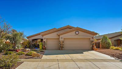 Washington Single Family Home For Sale: 3340 E Sweetwater Springs Dr