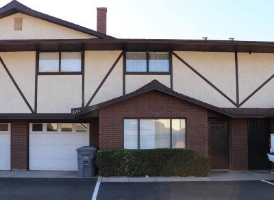 Santa Clara Condo/Townhouse For Sale: 3711 W Gates Cir