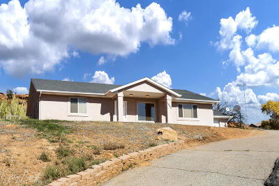St George UT Single Family Home For Sale: $259,999