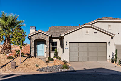 St George UT Condo/Townhouse For Sale: $349,900