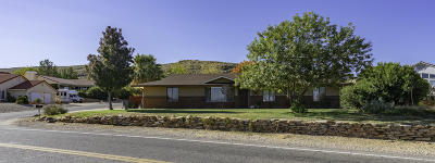St George UT Single Family Home For Sale: $257,000
