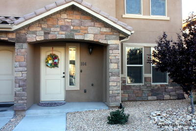 St George UT Single Family Home For Sale: $209,900