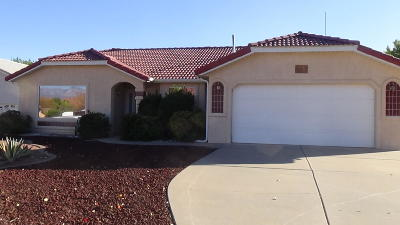 Ivins Single Family Home For Sale: 74 E 675 S