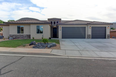 St George Single Family Home For Sale: 288 N 1280 W