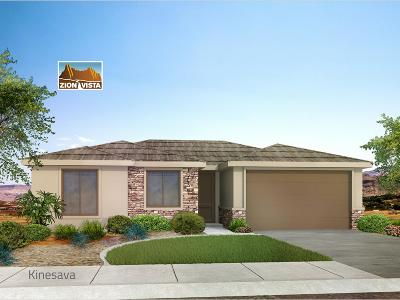 Hurricane Single Family Home For Sale: 510 S The Narrows