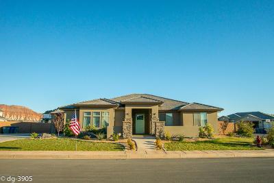 Washington Single Family Home For Sale: 3905 S Saddleback Rd