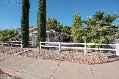 St George Single Family Home For Sale: 295 N 400 W