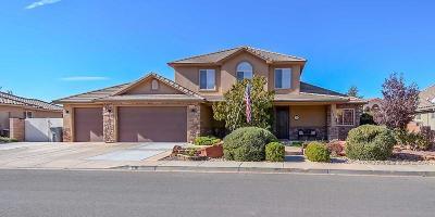 Washington Single Family Home For Sale: 1718 S Camino Real