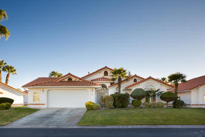 St George UT Single Family Home For Sale: $320,000