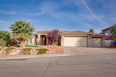 Washington Single Family Home For Sale: 1019 E Outlaw Gulch