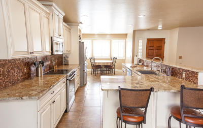 St George UT Single Family Home For Sale: $295,000