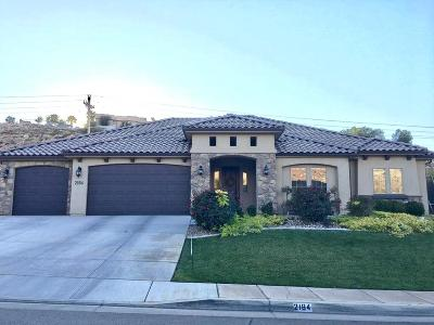 St George UT Single Family Home For Sale: $409,900