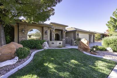 Washington Single Family Home For Sale: 719 W 1660