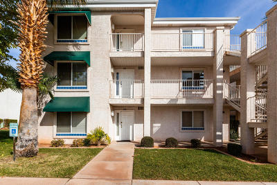 St George UT Condo/Townhouse For Sale: $275,000