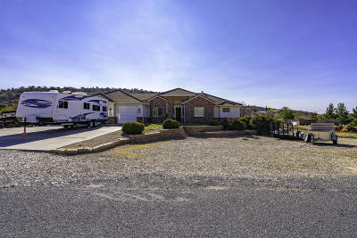 St George Single Family Home For Sale: 1021 W Topaz Rd