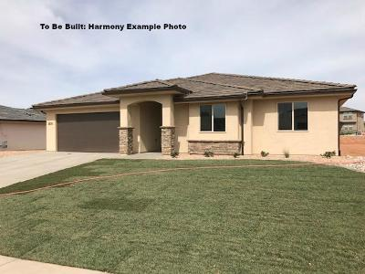 St George Single Family Home For Sale: 113 Tanoak Dr