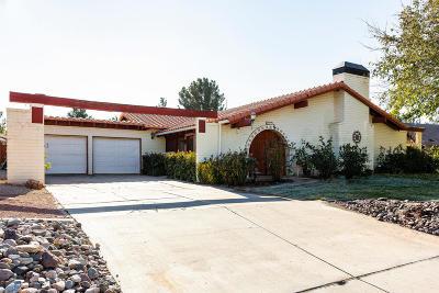 St George Single Family Home For Sale: 651 Latonia Cir