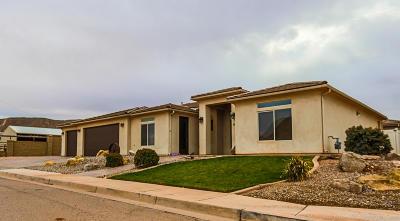 Washington Single Family Home For Sale: 1122 E Thoroughbred