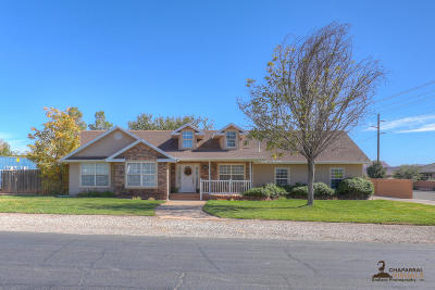 St George Single Family Home For Sale: 2433 S 2350 E