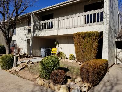 St George Condo/Townhouse For Sale: 1027 W Bloomington Dr S