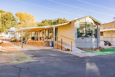Washington Single Family Home For Sale: 200 E 400 S - Rented Lot #12