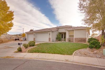 Washington Single Family Home For Sale: 766 Wagonmaster Rd
