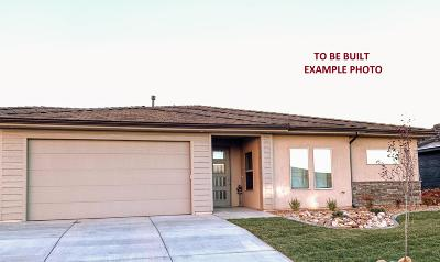 St George Single Family Home For Sale: 50 Mesa Rock Dr