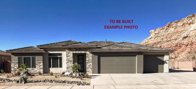 St George Single Family Home For Sale: 51 Mesa Rock Dr
