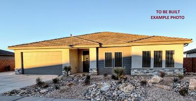 St George Single Family Home For Sale: 52 Mesa Rock Dr