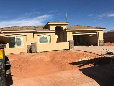 St George Single Family Home For Sale: 2749 E 430 N
