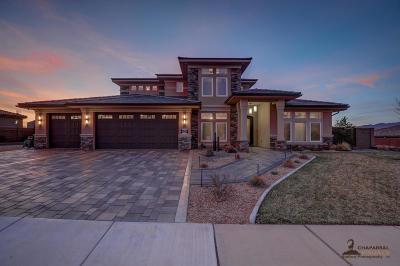 Washington County Single Family Home For Sale: 2750 S 4050 Cir W