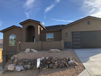 Hurricane Single Family Home For Sale: 1146 N Main St