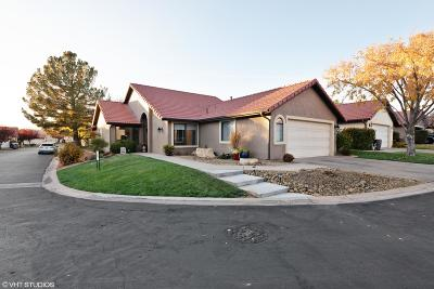 St George Single Family Home For Sale: 301 S 1200 E #116