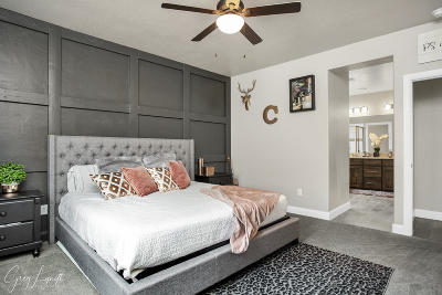 Washington Single Family Home For Sale: 2529 E Hilltop Ledge Dr