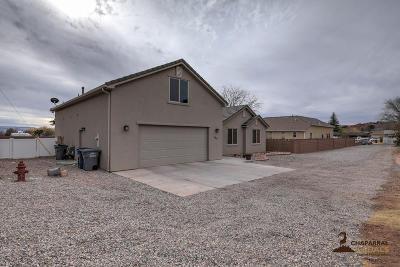 Washington Single Family Home For Sale: 134 N 300 W