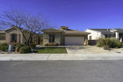 Washington UT Single Family Home For Sale: $260,000