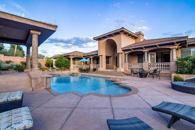 Washington Single Family Home For Sale: 3653 E Crimson Fairway Dr