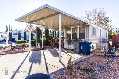 Hurricane Single Family Home For Sale: 4400 W State St #51