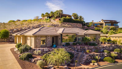 St George Single Family Home For Sale: 2374 E Granite Way