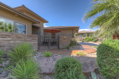St George Single Family Home For Sale: 2376 Stone Crest Cir