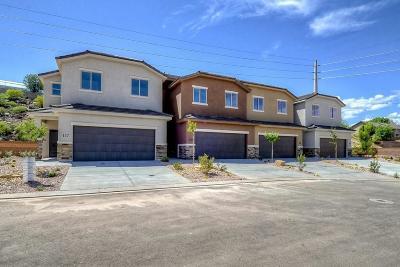 Washington Condo/Townhouse For Sale: 355 W 200 S #139