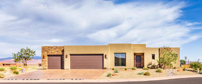 Hurricane Single Family Home For Sale: 5188 W 3200
