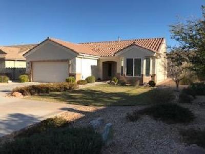 St George Single Family Home For Sale: 4307 S Ambassador Dr